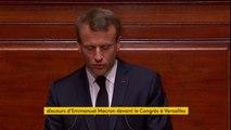 """Réforme institutionnelle : Emmanuel Macron veut un """"Parlement plus représentatif des Français, renouvelé, doté de droits supplémentaires"""""""