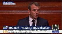 Emmanuel Macron veut pouvoir répondre aux parlementaires lors des prochains congrès