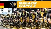 Magazin - Etappe 3 - Tour de France 2018