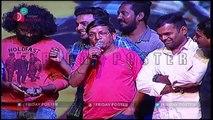 Anchor Suma Making Fun At Rangasthalam 100days Function | Getup srinu comedy | Friday Poster