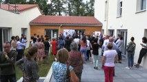 Inauguration des Pommiers et logement sociaux Bâtir et Loger à Saint-Marcellin