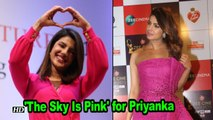 Priyanka's next 'The Sky Is Pink' after Salman's 'Bharat'