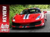 New Ferrari 488 Pista review - on the limit in Ferrari's 710bhp 488 Pista