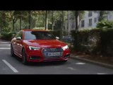 The New Audi S4 - Driving Video | AutoMotoTV