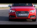 The New Audi S4 - Driving Video Trailer | AutoMotoTV