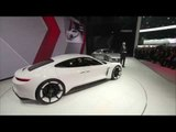 Frankfurt Motor Show 2015 - Porsche AG Presentation of the Porsche Mission E   AutoMotoTV