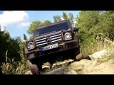 Mercedes-Benz G 500 citrine brown - Offroad - Exterior Design | AutoMotoTV