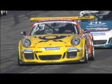 Porsche Carrera Cup Deutschland, run 15 Part 1 | AutoMotoTV