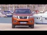 Nissan NP300 Navara King Cab Off-Road Design | AutoMotoTV