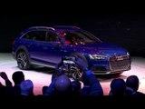 Audi A4 Allroad Quattro Introduction at 2016 NAIAS | AutoMotoTV