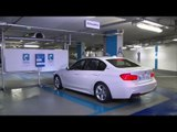 The new BMW 330e Charging | AutoMotoTV