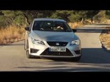 Seat Leon Cupra 290 - The most powerful Cupra ever | AutoMotoTV