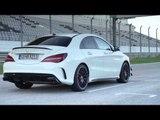 The new Mercedes-AMG CLA 45 4MATIC Design Exterior Trailer | AutoMotoTV