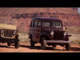 Jeep Moab 2016 - Jeep historical vehicles Willys Overland   AutoMotoTV