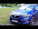 2016 New Renault MEGANE Estate GT Exterior Design   AutoMotoTV
