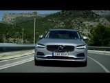 New Volvo V90 Cross Country - The Land of Cross Country   AutoMotoTV