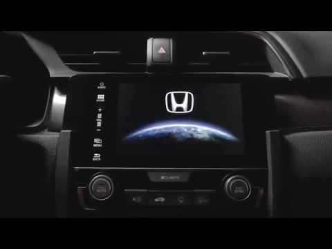 2017 Honda Civic – Honda Connect | AutoMotoTV