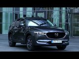 All-New Mazda CX-5 - Exterior Design in Machine Grey | AutoMotoTV