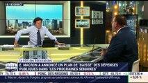 """Le Rendez-Vous des Éditorialistes: Emmanuel Macron a annoncé un plan de """"baisse"""" des dépenses publiques - 09/07"""