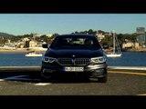 The new BMW 5 Series - BMW 530d Exterior Design Trailer   AutoMotoTV