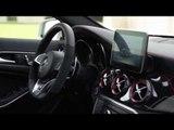Mercedes-AMG GLA 45 4MATIC - Design Interior Trailer | AutoMotoTV