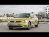 The new Volkswagen Golf, Golf GTI and Golf Variant Exterior Design   AutoMotoTV