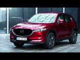 All-New Mazda CX-5 - Exterior Design in Soul Red Trailer | AutoMotoTV