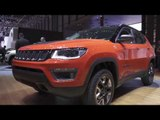 Geneva Motor Show 2017 Car Premieres - Jeep Compass | AutoMotoTV