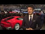 Geneva Motor Show 2017 Press Day - Interview with Enrico Galliera | AutoMotoTV