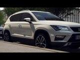 The new SEAT Ateca Hands Free   AutoMotoTV