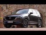 2017 All-new Mazda CX-5 Exterior Design in Machine Grey | AutoMotoTV
