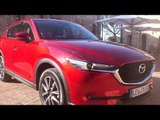 2017 All-new Mazda CX-5 Exterior Design in Soul Red Crystal | AutoMotoTV