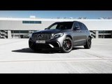 Mercedes-AMG GLC 63 S 4MATIC+ Coupe & Mercedes-AMG GLC 63 S 4MATIC+ - Trailer | AutoMotoTV