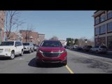 2018 Chevrolet Equinox - Driving Video in Red Trailer | AutoMotoTV