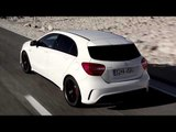 50 years of Mercedes-AMG - Mercedes-AMG A 45 4MATIC Driving Video | AutoMotoTV