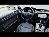 Volkswagen Arteon Elegance Interior Design | AutoMotoTV