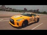 Nissan GT-R Predzilla honoring the 2017 Western Conference Champion Nashville Predators   AutoMotoTV