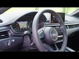 Audi A5 Sportback g-tron Interior Design TechDay | AutoMotoTV