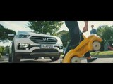 Hyundai - Rear Occupant Alert Film