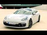 Porsche Panamera Turbo S E-Hybrid Sport Turismo in Crayon Design Hybrid Trackdays