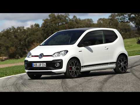 VW up! GTI Exterior Design – GTI Driving Experience