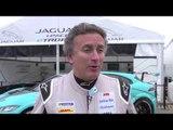 Jaguar I-PACE eTROPHY Debut - Alejandro Agag, Founder & CEO, Formula E