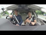 Andy Murray and Nelson Piquet Jnr - Conversation in the new Jaguar I-PACE