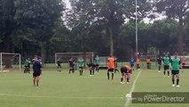 SC Charleroi: Les Français et les Belges s'affrontent avant la demi-finale du Mondial