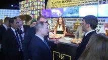 Expo 2015, Renzi e Putin visitano il Padiglione della Federazione Russa