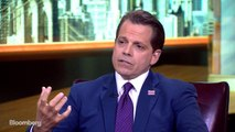 Scaramucci Says There's 'Less Than Zero' Percent Chance He'll Return to Politics