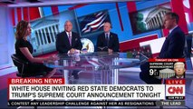 Democratic strategist just explained the perfect reason no red-state Democrat should support Trump's SCOTUS nominee