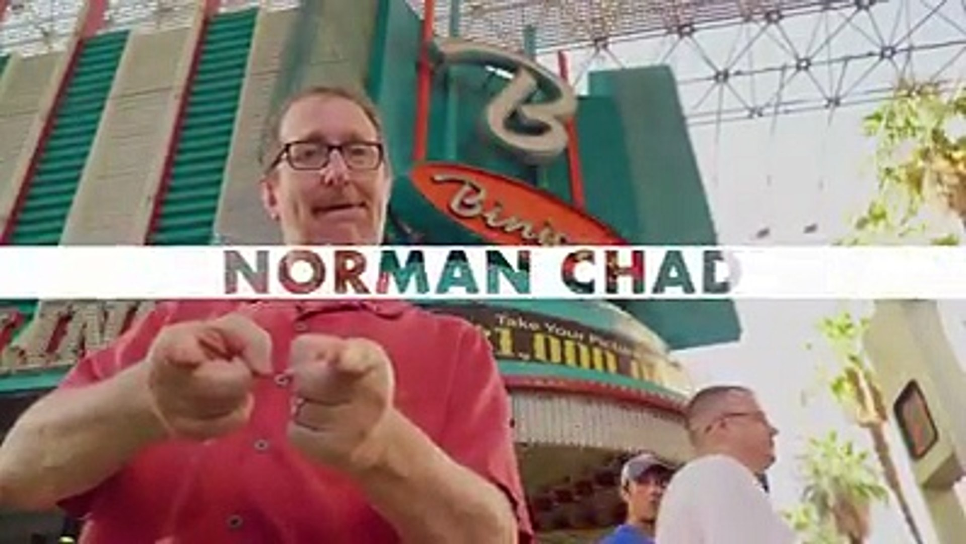 It's hard to imagine poker before Norman Chad, but those times did exist. ⌛ Learn how Norm got
