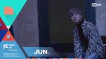[KCON 2018 LA] 6TH ARTIST ANNOUNCEMENT - #JUN