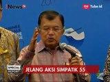 Jelang Aksi 5 Mei, Wapres JK Katakan Tak Perlu Lagi Ada Aksi - Special Report 04/05